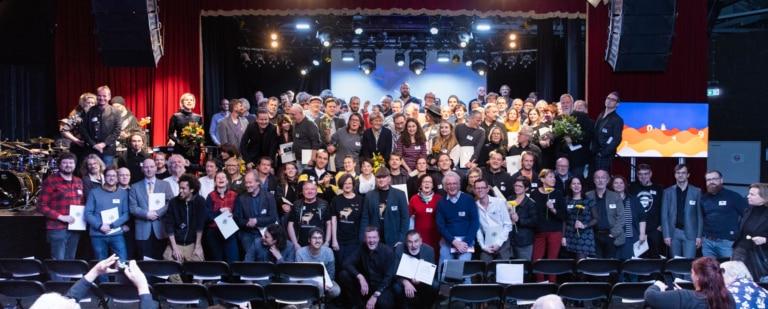 APPLAUS 2019 – Auszeichnung für die Jazz-Initiative