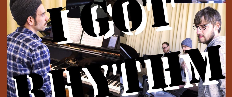 »I got rhythm…« – 90 Jahre Jazz | 26. November, Dr. Hoch's