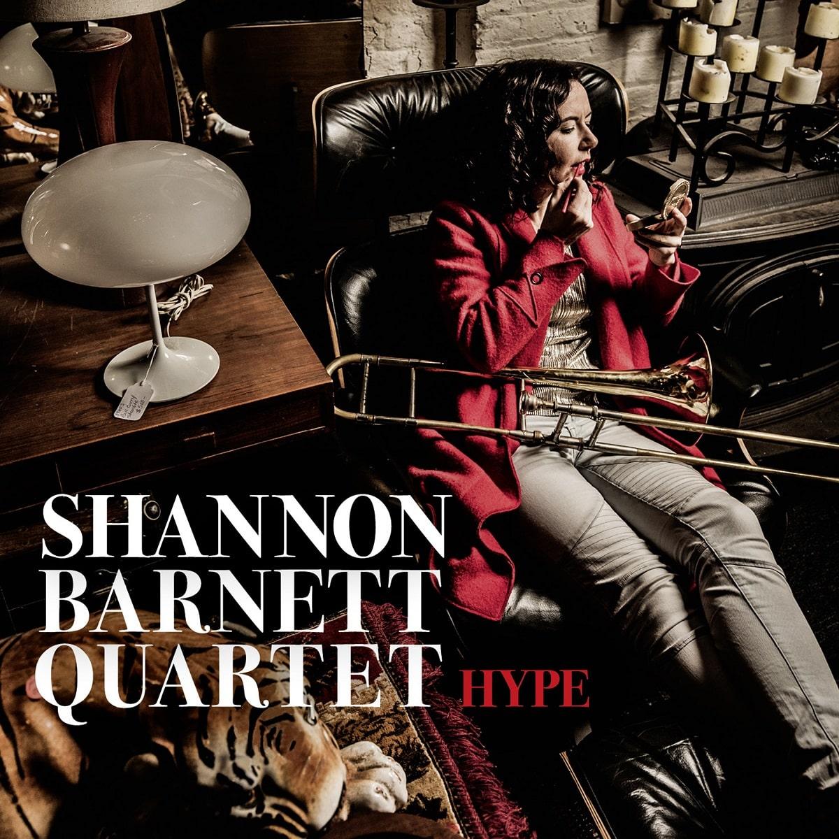 Shannon Barnett Hype