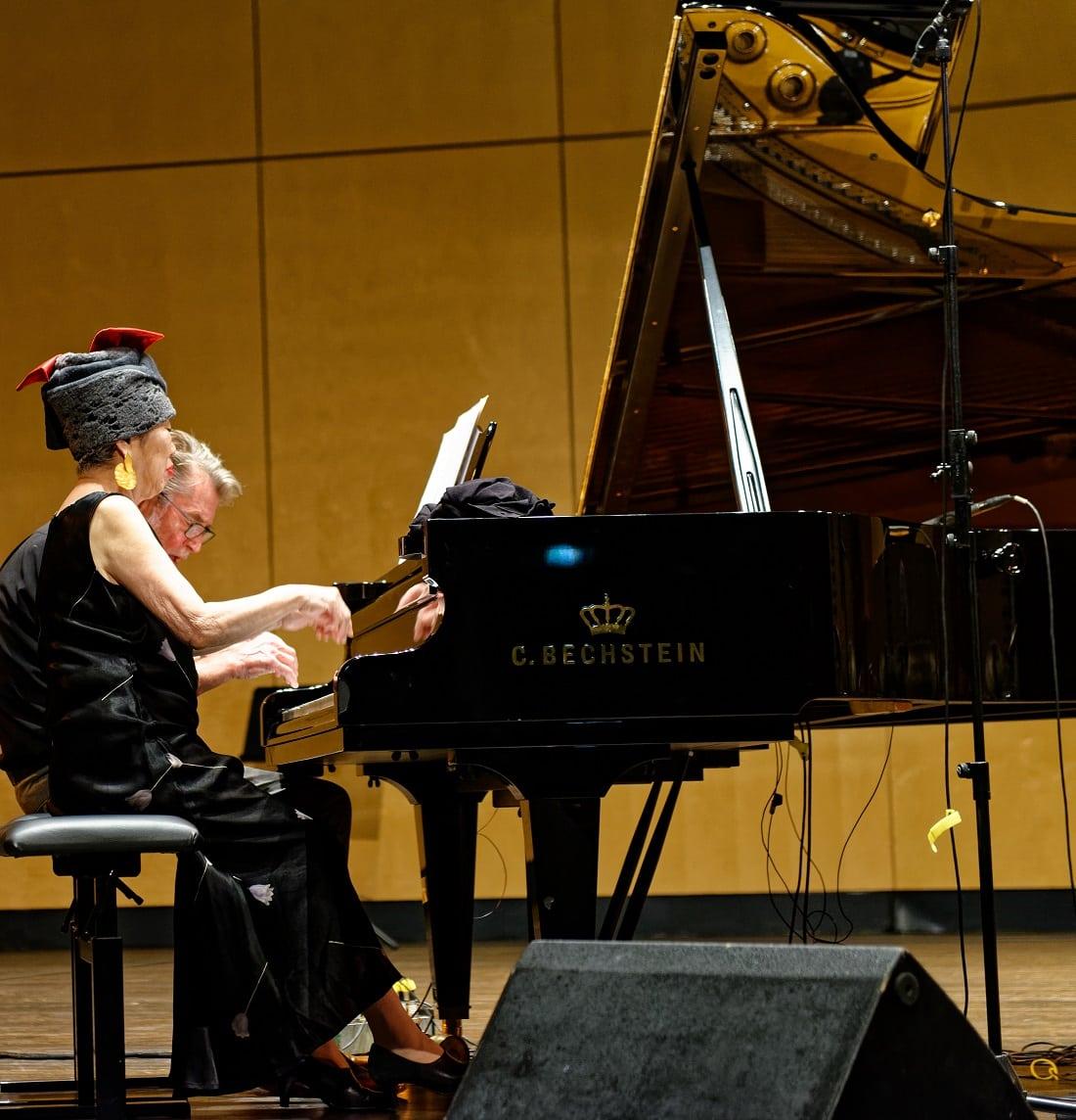Aki Takase & Alexander Schlippenbach