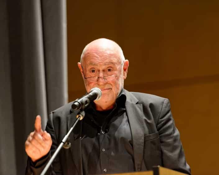 Laudatio von Prof. Dr. Rainer Erd