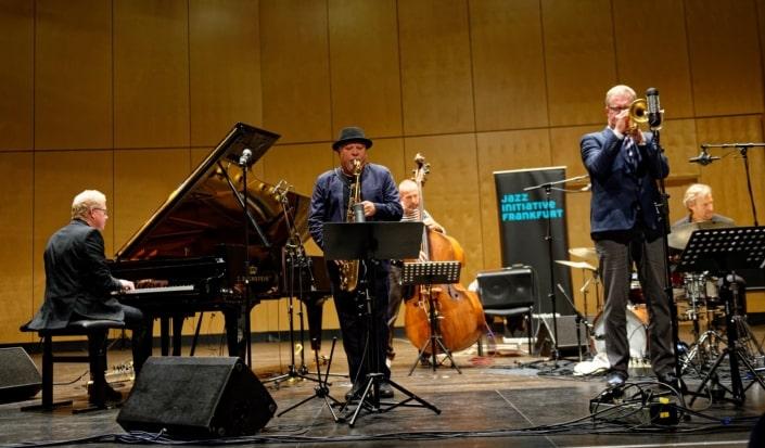 Preisträgerkonzert Tony Lakatos Quintett