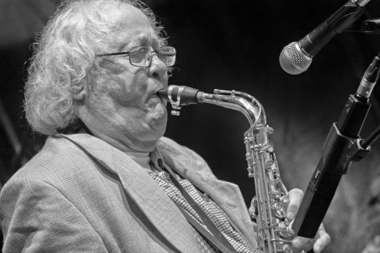 Emil Mangelsdorff, Altsaxofon