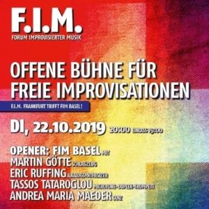 Offene Bühne für freie Improvisation #19
