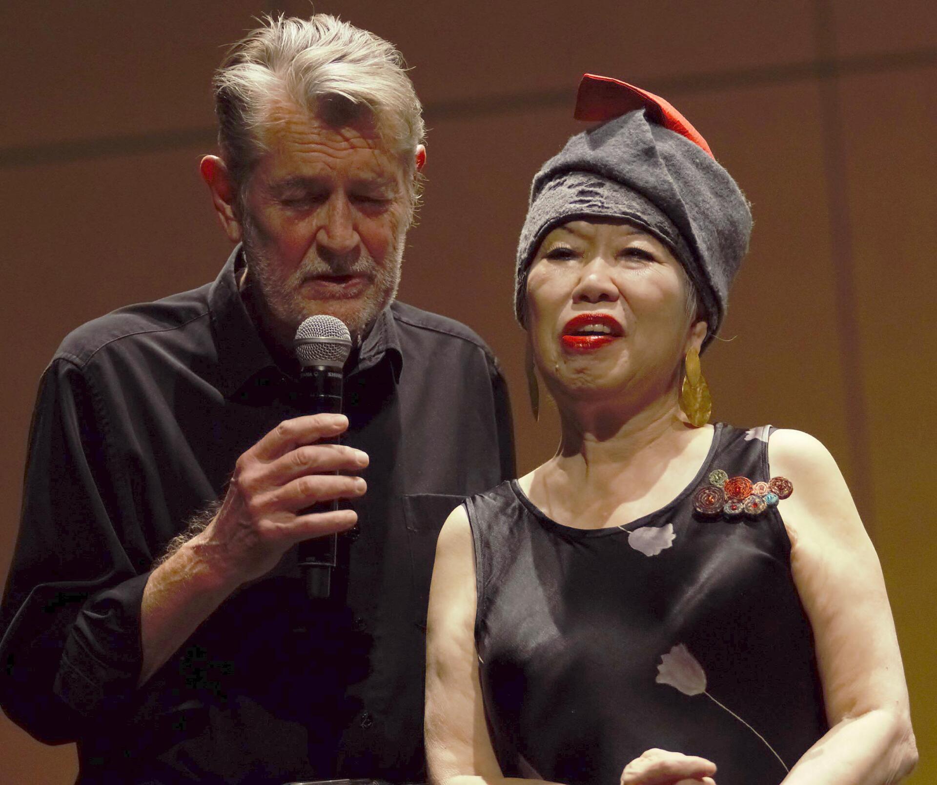 Aki Takase & Alexander von Schlippenbach