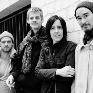 Katrin Scherer's CLUSTER Quartet