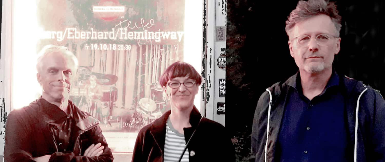 Uwe Oberg - Silke Eberhard - Gerry Hemingway