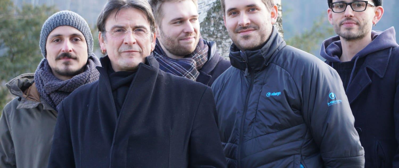 Roberto Bossard New Group