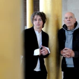 Michael Wollny (Klavier), Heinz Sauer (Saxofon)