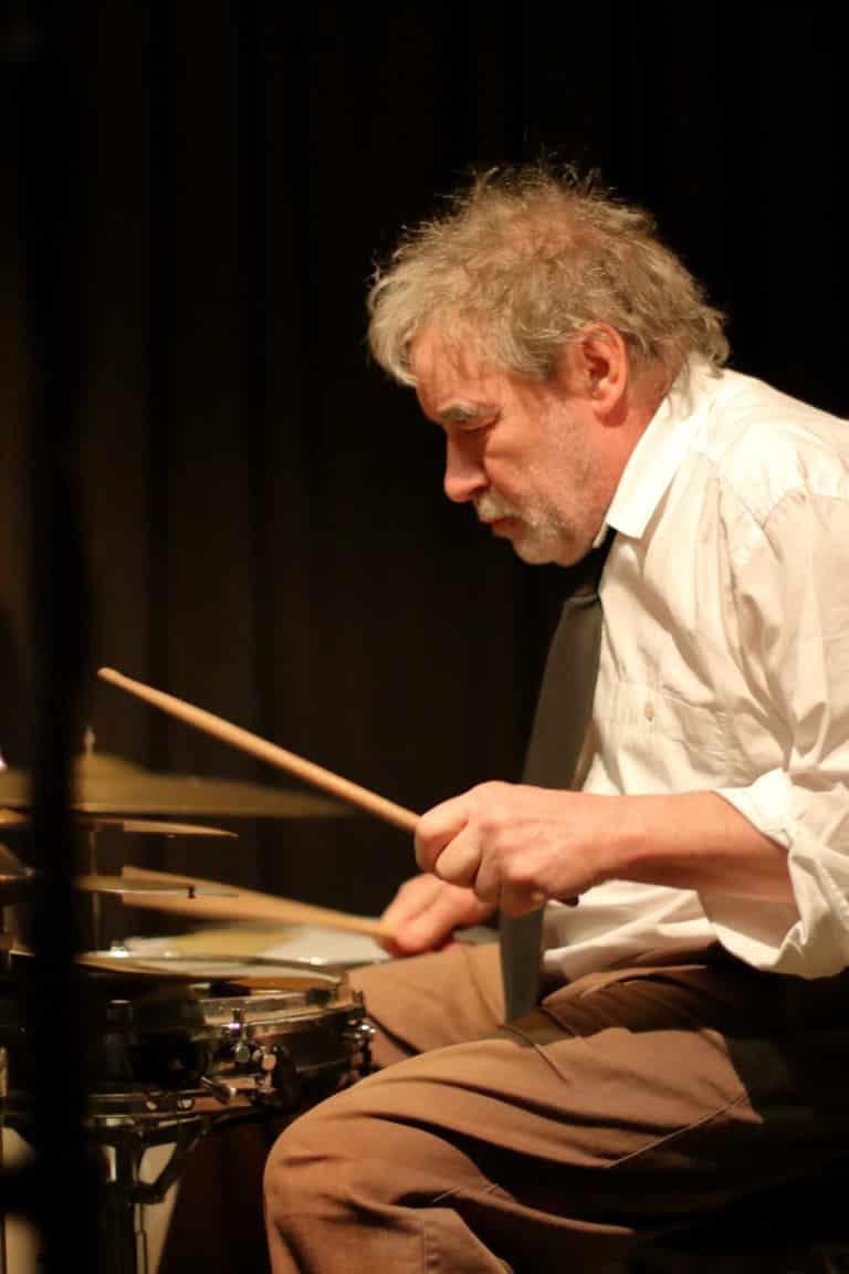 Paul Lovens, Schlagzeuger